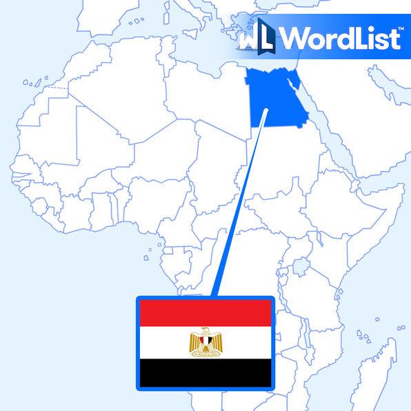 República Árabe de Egipto