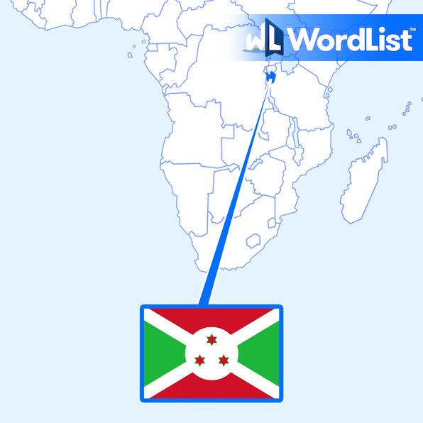 (Adj) African Countries VII