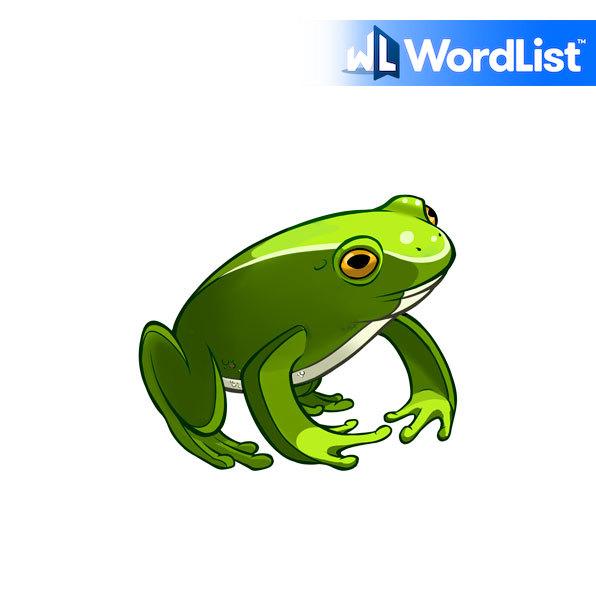Wordlist Traducción De La Palabra Rana