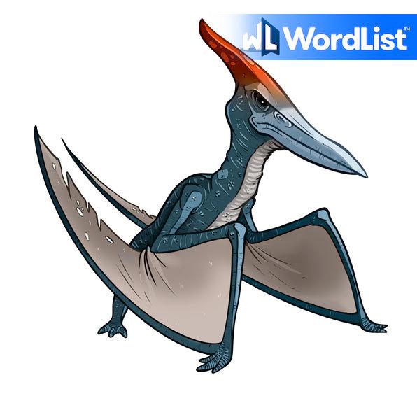 pteranodón