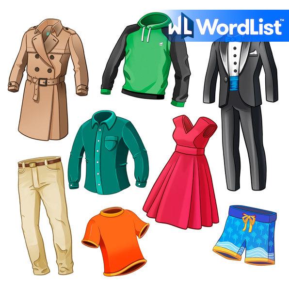 Conceptos básicos ropa I