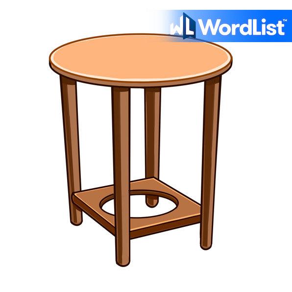 brazier table