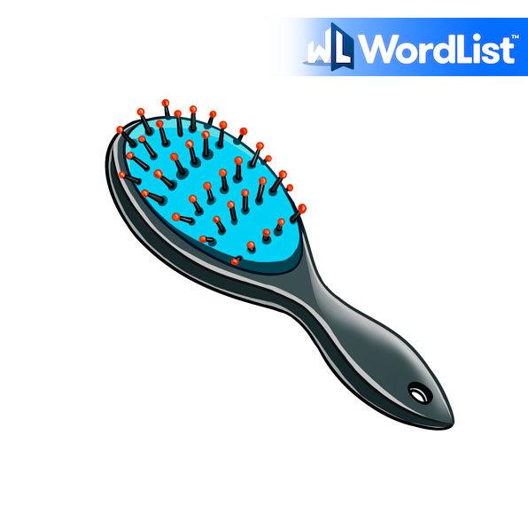 cepillo de pelo