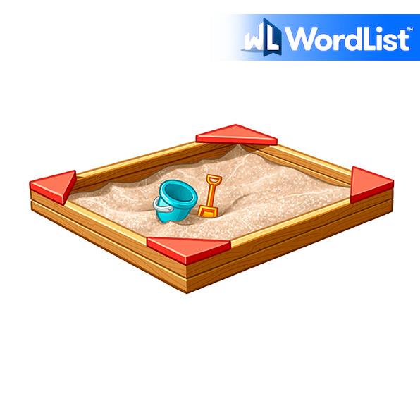 cajón de arena