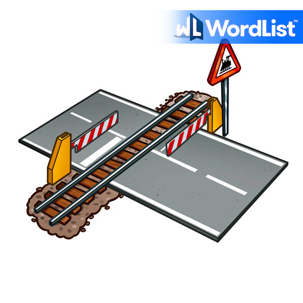 railway level crossing