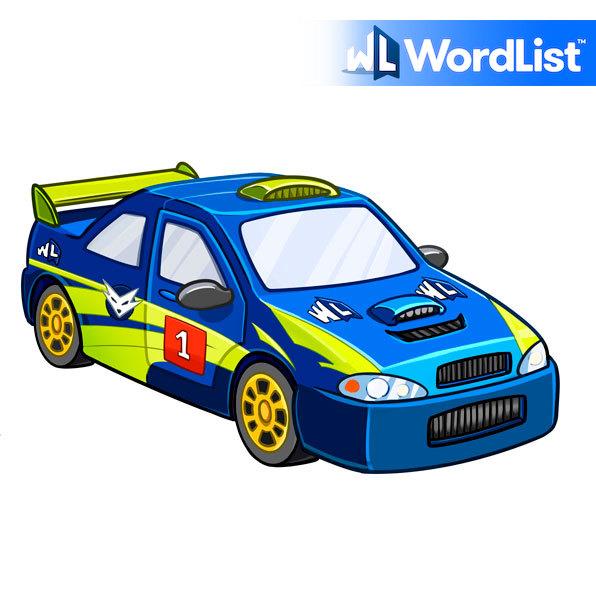coche de rally