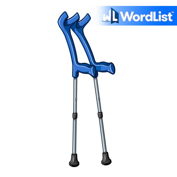 Canadian crutch