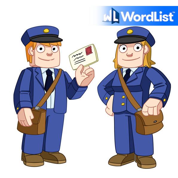 postal carrier