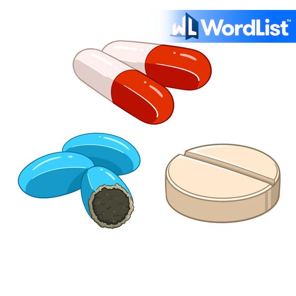 Types of Medicines II