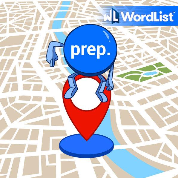 Preposiciones de lugar I