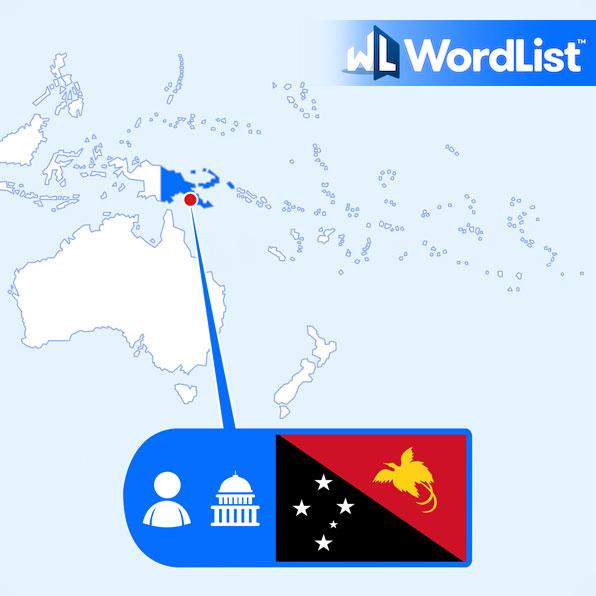 persona de Puerto Moresby